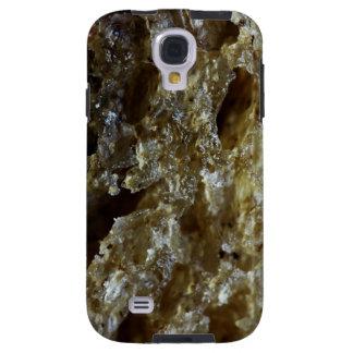 Macro Photography Bread Galaxy S4 Case