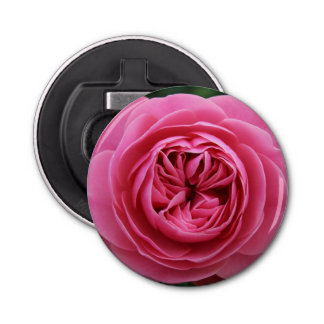 Macro Pink bottle opener