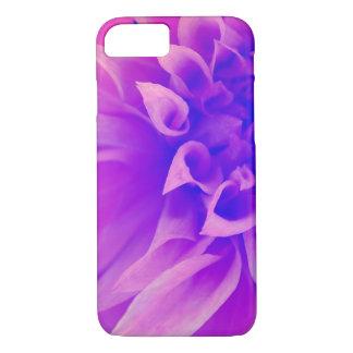 Macro Pink Flower iPhone 7 Case