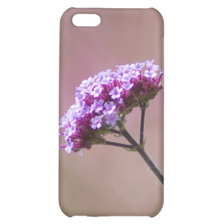 Macro Purple and Pink Flowers iPhone 5C Cover