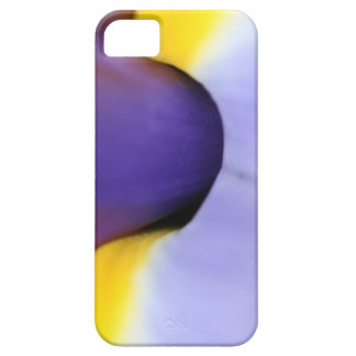 Macro Purple Iris iPhone 5 Cover