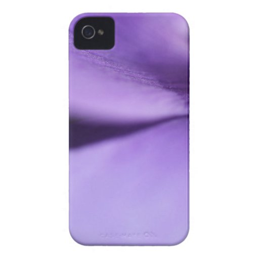 Macro Purple Petals Case-Mate iPhone 4 Case