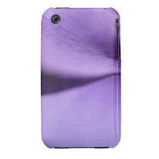 Macro Purple Petals iPhone 3 Cases