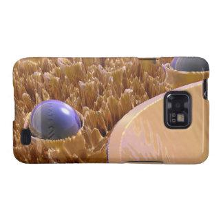 Macro Spores Samsung Galaxy Covers