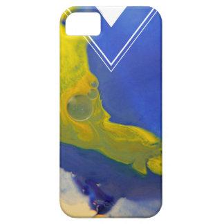 Macro watercolors iPhone 5 cover