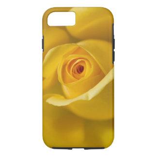 Macro Yellow Rose iPhone 7 Case