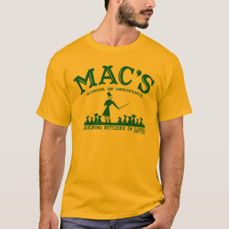 Mac's- Funny Shirt