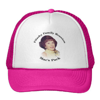 Mac's Pack Pink Hat