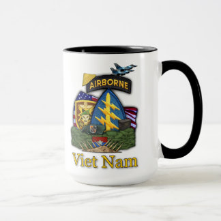 MACV SOG PATCH vietnam war vets mug