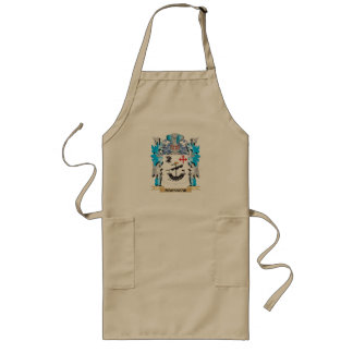 Macvicar Coat of Arms - Family Crest Long Apron