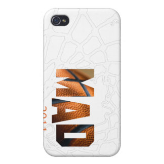 Mad 2011 - Basketball Cover For iPhone 4