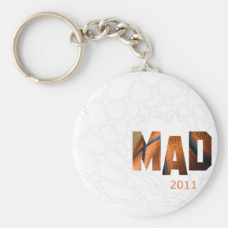 Mad 2011 - Basketball Key Chains