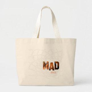 Mad 2011 - Basketball Canvas Bag