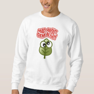 Mad About Genealogy Sweatshirt