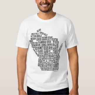 MAD ABOUT Wisconsin State Parks Tshirts