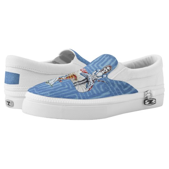 Mad Alice Slip-On Shoes