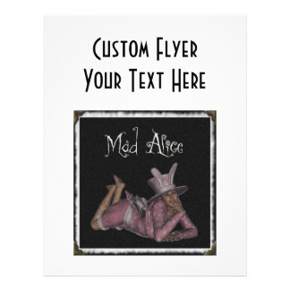 Mad Alice Snapshot 1 Custom Flyer
