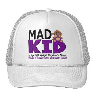 Mad Alzheimers Disease Cap