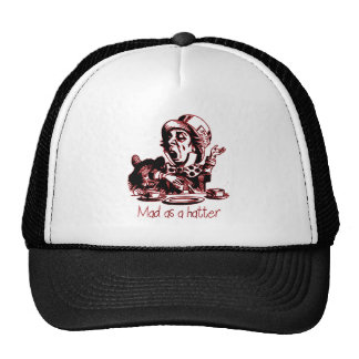 Mad As a Hatter Apparel Mesh Hats
