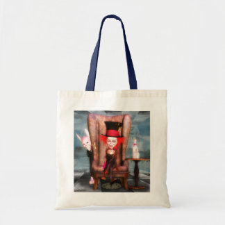 Mad As A Hatter Designer Alice In Wonderland Bag