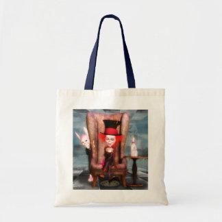 Mad As A Hatter Designer Alice In Wonderland Bag