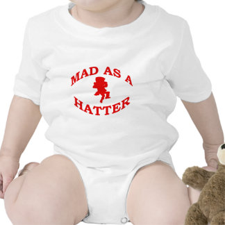 Mad As A Hatter Tshirt