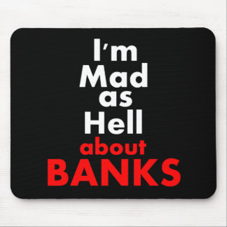 Mad as Hell Mouse Pad