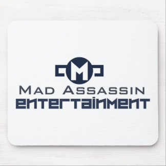Mad Assassin Entertainment Mouse Pad