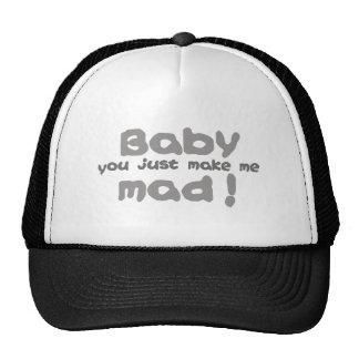 Mad baby cap