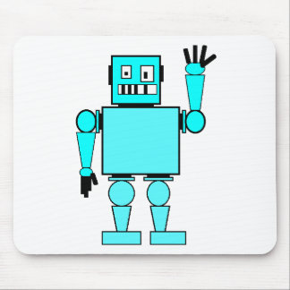 mad bad robot mouse mat