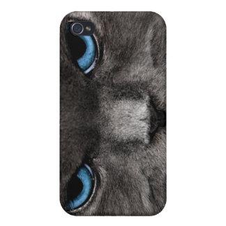 Mad Cat iPhone 4 Cover