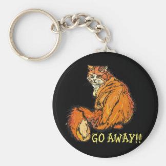mad_cat key chain