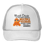 Mad Chick 2 Aunt Multiple Sclerosis MS Cap
