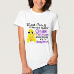 Mad Chick 2 Chiari Malformation Daughter T-shirts