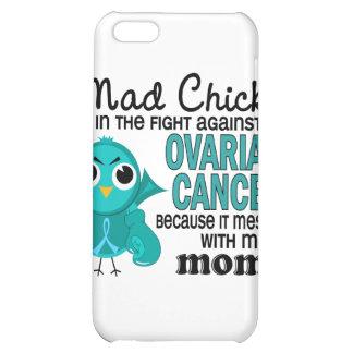 Mad Chick 2 Mum Ovarian Cancer iPhone 5C Case
