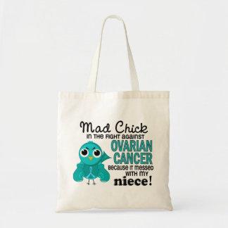 Mad Chick 2 Niece Ovarian Cancer Bag