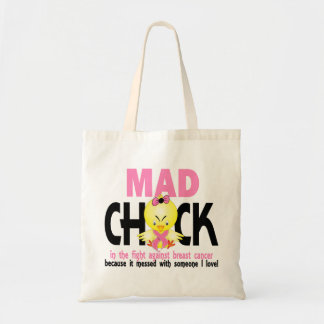 Mad Chick In The Fight Breast Cancer