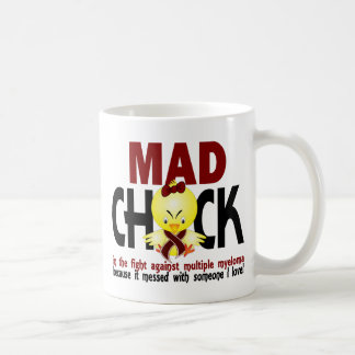 Mad Chick In The Fight Multiple Myeloma Coffee Mug