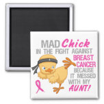 Mad Chick Messed With Aunt 3 Breast Cancer
