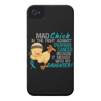 Mad Chick Messed With Daughter 3 Ovarian Cancer iPhone 4 Case
