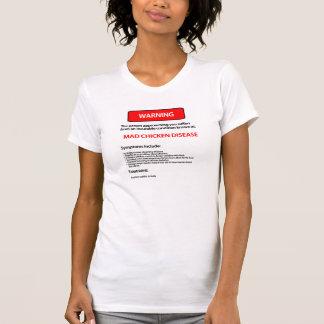 Mad Chicken Disease T-Shirt
