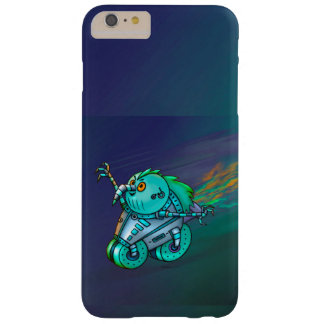 MAD CHICKEN ROBOT Case-Mate Barely There iPhone