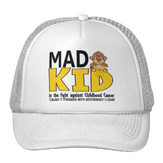 Mad Childhood Cancer Cap