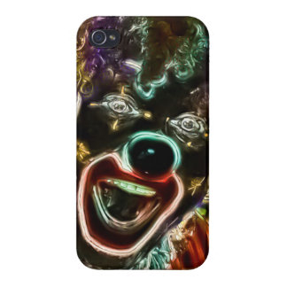 Mad Clown iPhone 4 iPhone 4 Cover