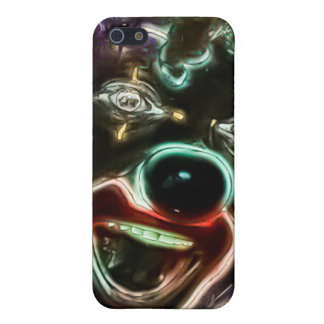 Mad Clown iPhone 5C Matte iPhone 5 Covers