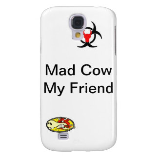 Mad Cow Collection Samsung Galaxy S4 Case