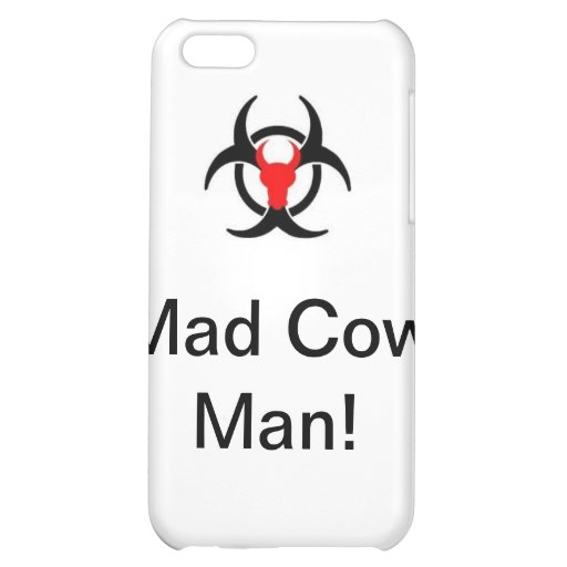 Mad Cow Collection iPhone 5C Cases