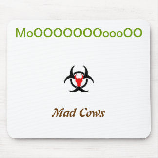Mad Cow Collection Mousepads