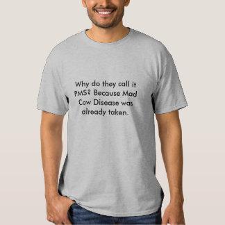 Mad Cow Disease Shirt