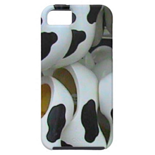 Mad cow feet, ideal for mad cows iPhone 5 cover